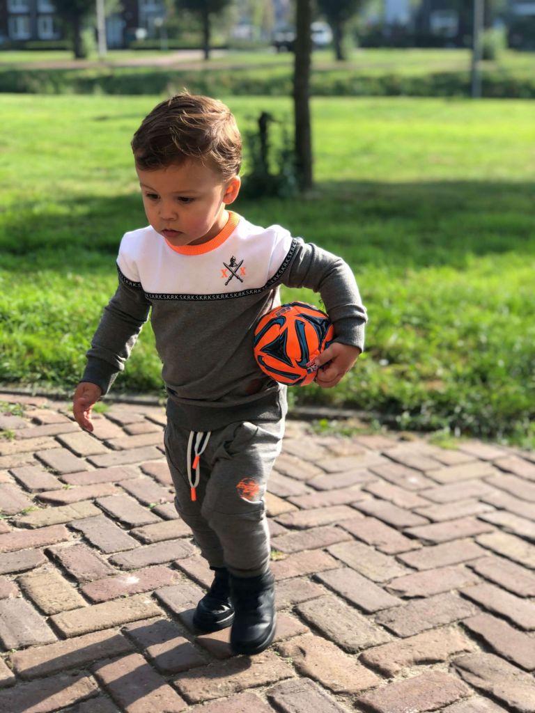 sportoefeningen voor kinderen