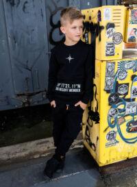 zwarte broek jongens kinderkleding