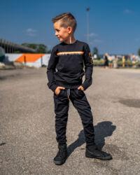 zwarte sweater jongens kinderkleding