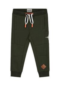 donkergroene broek jongens peuter babykleding