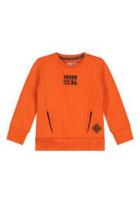 oranje sweater jongens peuter babykleding