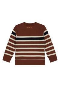cognac sweater jongens mini boys