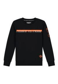 zwarte jongens sweater