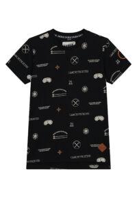 zwart t-shirt jongens